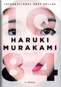 book review 1Q84 by haruki murakami