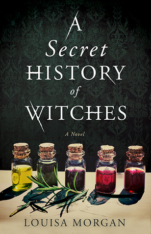 book review A Secret History of Witches by Louisa Morgan