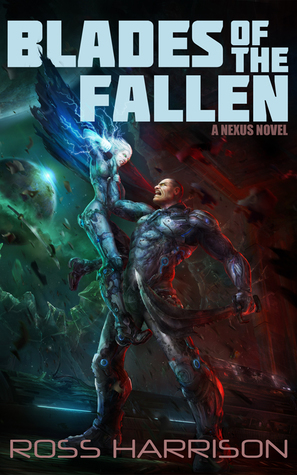 book review Blades of the Fallen by Ross Harrison