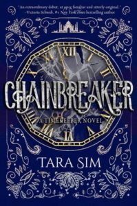 book review chainbreaker by tara sim