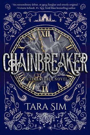 book review chainbreaker by tara sim