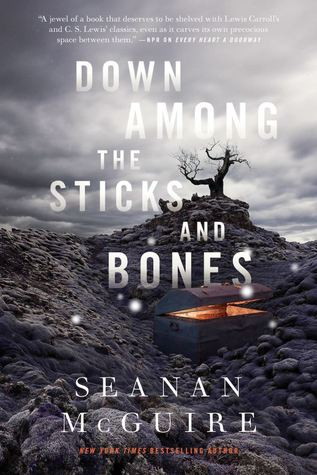 book review Down Among the Sticks and Bones by Seanan McGuire