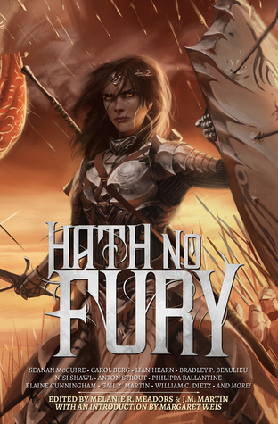 book review Hath No Fury by Melanie Meadors