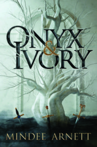 book review Onyx and Ivory by Mindee Arnett