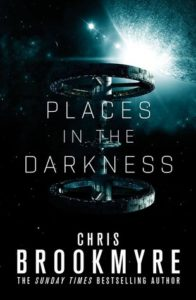 book review Places in the Darkness by Chris Brookmyre