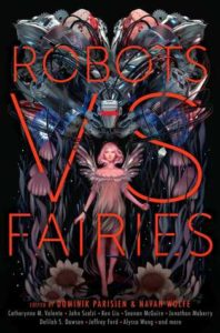 book reviews Robots vs Fairies