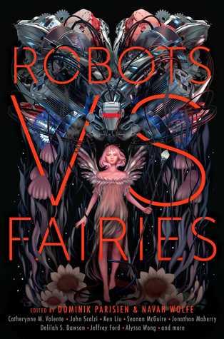 book reviews Robots vs Fairies