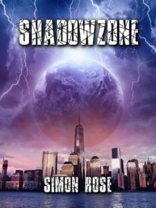 book review Shadowzone by Simon Rose