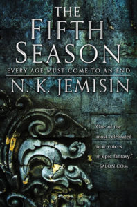 book review The Fifth Season by NK Jemisin