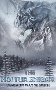 book review The Holtur Enigma by Cameron Wayne Smith