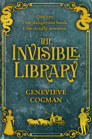 book review The Invisible Library by Geneieve Cogman