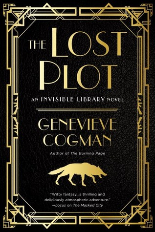 book review The Lost Plot by Genevieve Cogman
