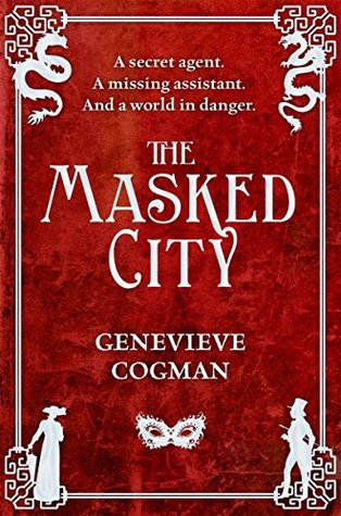 book review The Masked City by Genevieve Cogman
