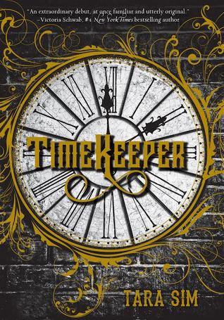 book review timekeeper by tara sim