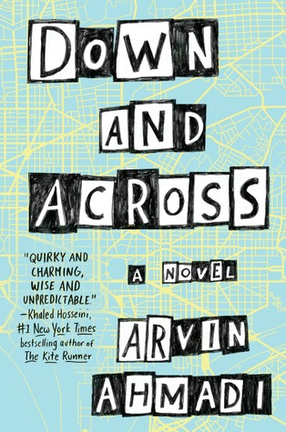 book review Down and Across by Arvin Ahmadi