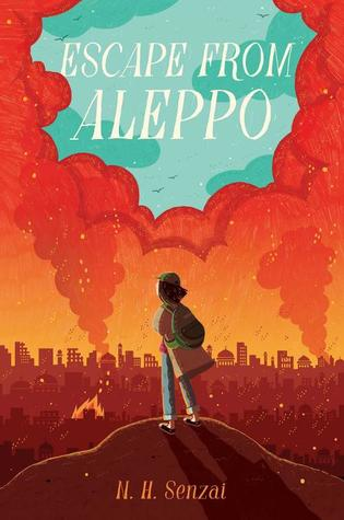 book review Escape from Aleppo by N.H. Senzai