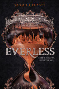 book review Everless by Sara Holland
