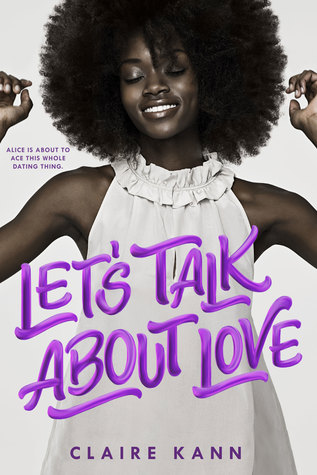 book review Let's Talk About Love by Claire Kann