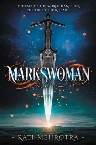 book review Markswoman by Rati Mehrotra