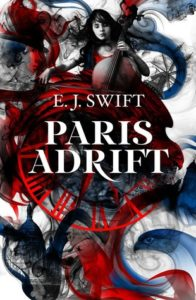book review Paris Adrift by EJ Swift