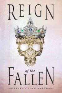 book review Reign of the Fallen by Sarah Glenn Marsh