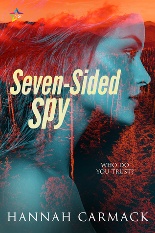 book review Seven Sided Spy by Hannah Carmack