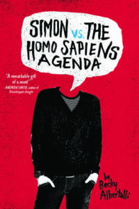 book review Simon vs the homo sapiens agenda by becky albertalli