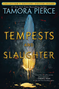 book review Tempests and Slaughter by Tamora Pierce