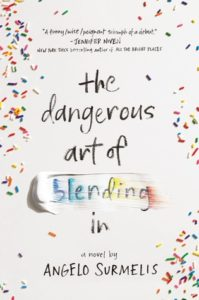 book review The Dangerous Art of Blending In by Angelo Surmelis