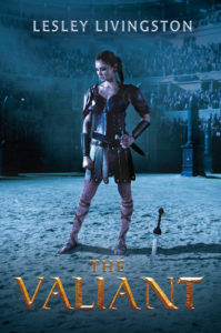 book review The Valiant by Lesley Livingston