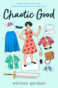 book review Chaotic Good by Whitney Gardner