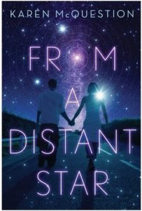 book review From a Distant Star by Karen McQuestion