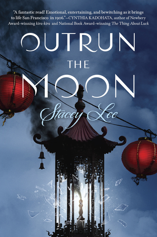book review outrun the moon by stacey lee
