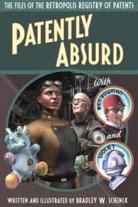 book review Patently Absurd by Bradley W. Schenck
