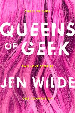 book review Queens of Geek by Jen Wilde