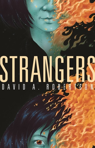 book review Strangers by David A Robertson