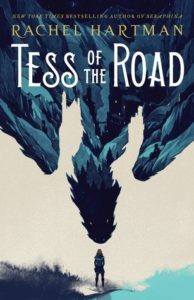 book review Tess of the Road by Rachel Hartman