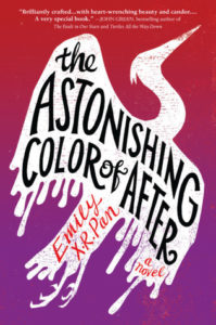 book review The Astonishing Color of After by Emily XR PAn