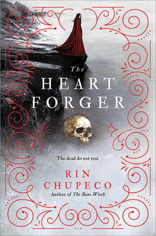 book review The Heart Forger by Rin Chupeco