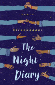 book review The Night Diary by Veera Hiranandani