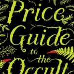 book review The Price Guide to the Occult by Leslye Walton