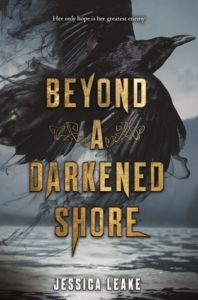 book review Beyond a Darkened Shore by Jessica Leake