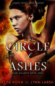 book review Circle of ashes by elise kova and lynn larsh