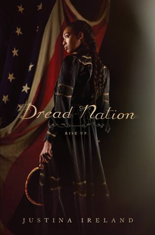 book review Dread Nation by Justina Ireland