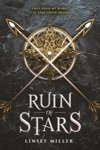 book review Ruin of Stars by Linsey Miller