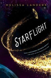 book review Starflight by Melissa landers