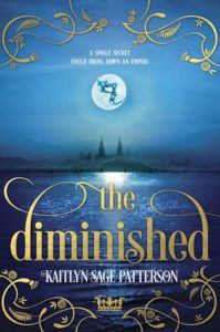 book review The Diminished by Kaitlyn Sage Patterson