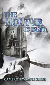 book review The Holtur Curse by Cameron Wayne Smith