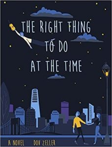 book review The Right Thing to Do at the Time by Dov Zeller