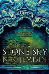 book review The Stone Sky by NK Jemisin